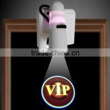 customed fashion decorator advertisement led projector indoor light to promotion interior doors