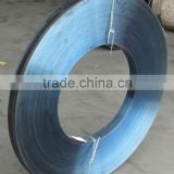 Polished blue strip steel for hand saw