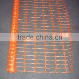 Plastic Orange Safety fence netting / barrier fencing mesh                                                                         Quality Choice