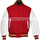 custom made promotional hoodie baseball varsity jackets                                                                         Quality Choice