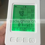 Handheld formaldehyde gas monitor with gas detector Temperature & Humidity Function,VOC and Formaldehyde detector.                                                                                                         Supplier's Choice