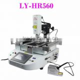 3 Temperature Areas Touch Screen with Soldering Pen BGA Chip Repair Machine LY HR560 Laser BGA Reballing Machine
