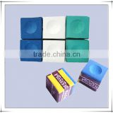 Many color and size options billiard cue chalks/ pool cue chalk                                                                         Quality Choice