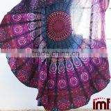 Indian Tapestry Wall Hanging Hippie Bedspread Mandala Throw Ethnic Beach Blanket
