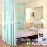 Woven Waterproof Yarn Dyed Antibacterial Hospital Loft Bed Disposable Curtain