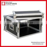 Aluminum audio equipment case