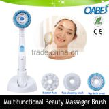 alibaba hot selling multifunctional face beauty products top 1 beauty multifunction body massage brush