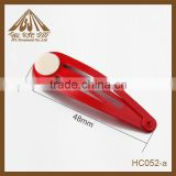 48mm carbon steel material red color hair accessories usa