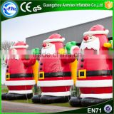 Giant inflatables decorations inflatable santa claus 25ft christmas inflatable santa for Christmas