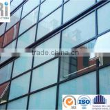 curtain wall/exterior unitized glass wall with technical and installation support