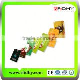 Free samples rfid silicone laundry nfc tag for access control