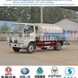 China bitumen truck 3 ton, bitumen emulsion sprayer