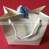 Factory Customized Design handmade, recyclable garment packaging paper bags                                                                         Quality Choice