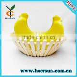 Cute Banana Shaped Protector Case Container Fruit Storage Box