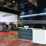 high quality high end reception desk dimensions factory sell directly QT2508