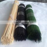 agarbatti plant support bamboo sticks