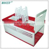 60cm Plastic Animal Transport Cage Pigeon Cage