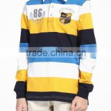 China Wholesale Children Clothing 100%Cotton Uniform Boys Polo T Shirt Embroidered Kids Polo Shirt