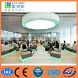 Top quality eco-friendly fireproof different types of ceiling board