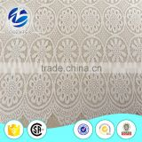 high fashion new arrival thick african french chemical lace fabric nylon cotton for lace wedding dresses