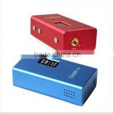 Alibaba express Cloupor T6 100w mod Electronci cigarette Mechanical Cloupor T6 26650 battery on sale accept paypal