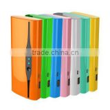 New power bank cell phone battery charger external battery pack 15000mah