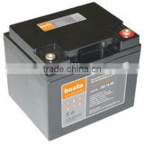 inverter solar battery 12v 40ah sealed lead acid battery