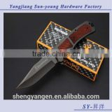 OEM Browning 365 multifunctional outdoor camping hunting survival folding blade knife/knives