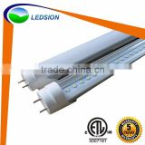ETL cETL CE Rohs SAA Approved Electronic & Magnetic Ballast Compatible 18W 4ft T8 LED Tube