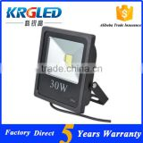 Multifunctional slipfitter mount led flood light 30w plastic smd plastic led flood light