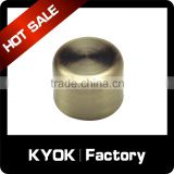 KYOK high quality plastic curtain rod small hook, curtain rod fitting wholesale,curtain rod accessories wholesale