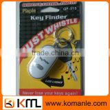 Whistle electronic key finder with gps tracker/bluetooth wireless rfid title key finder tracker