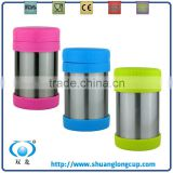 FDA Eco Friendly 12 oz Stainless Steel Vacuum Food Jar for Kids, nissan thermos, Thermos Food Container