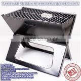 X shape Barbecue cdb portable charbon Smokeless NOTE charcoal portable folding barbecue grill