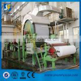 Notebook paper making machine, writing paper making machine with good quality and reasonable price