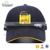 custom hat sandwich curve brim manufacture supplier china factory 2016