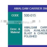 Dental Amalgam Carriers,Amalgam carrier swiss patern , amalgam carrier, dental instruments
