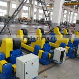 10 Ton Self Aligning Rotator for Tank Welding , Self-alignment Pipe Rotators