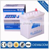 cheap 12v lead acid automobile car battery                                                                                                         Supplier's Choice