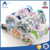 Wholesale 150cm 100% Cotton Round Beach Towel With OEM Packing Box