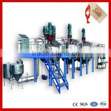 leather edge paint making machine
