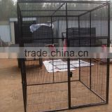 welded monkey cage