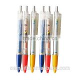 Hot Promotional Banner pen/flag pen with rope