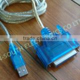 Wholesale price cables to go 16899 6ft usb to db25 ieee-1284 parallel printer adapter dsc02020