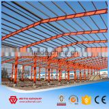 Factory Price Pre Engineered Steel Fabricated Construction Warehouses Materials Supplier