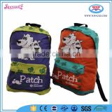 toddler character animal shape baby backpack