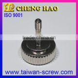 High Precision CNC Lathe Knurled Head Shoulder Fasteners