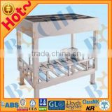 Marine Good Quality Stainless Steel Condiment Table