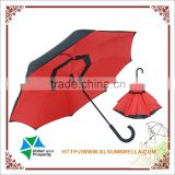 2016 innovative reverse umbrella with anti drop                                                                         Quality Choice