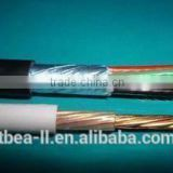 TUV UL Certification Tinned Copper Wire Solar PV Cable 4mm2